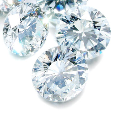 Bespoke diamond jewellery