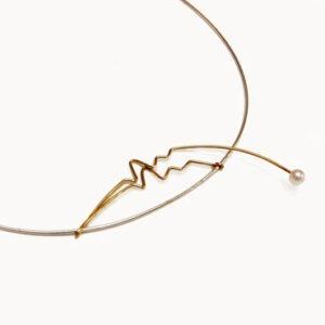 Contemporary, Designer Necklace