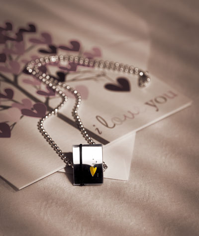 Designer Necklace Valentine Jewellery by Helen Swan Designer Jewellery