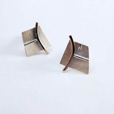 Designer Silver Cufflinks