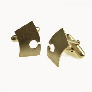 Designer Silver Cufflinks 2