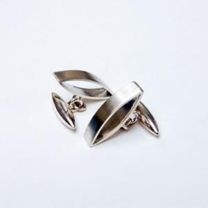esigner Silver Cufflinks