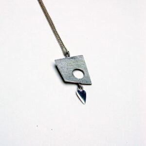 Silver Designer Necklace