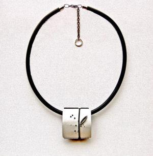 Anodised Aluminium Necklace