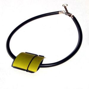 Aluminium Designer Necklace