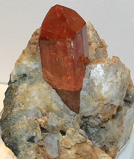 November's birthstone the Topaz