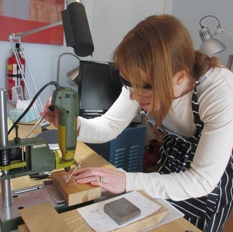 Jewellery Classes at Helen Swan Jewellery School